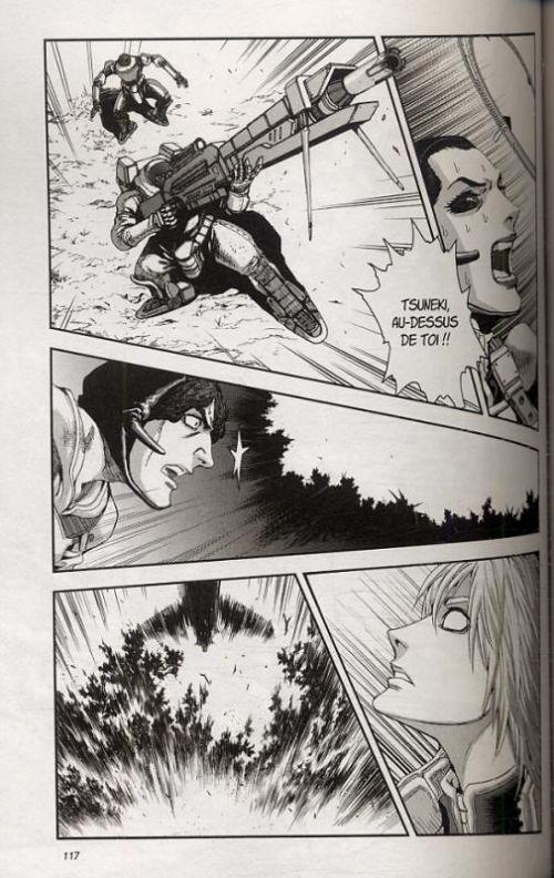 Front Mission - Dog Life and Dog Style T7, manga chez Ki-oon de Otagaki, C.H.LINE