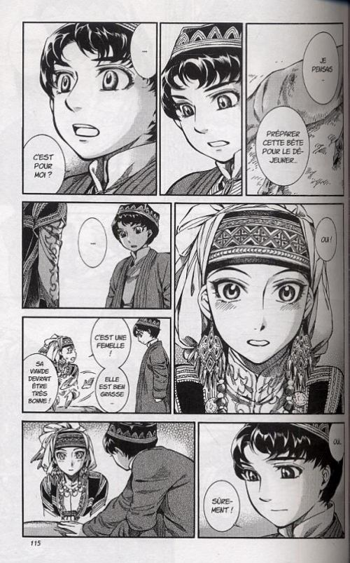 Bride stories - deluxe T2, manga chez Ki-oon de Mori