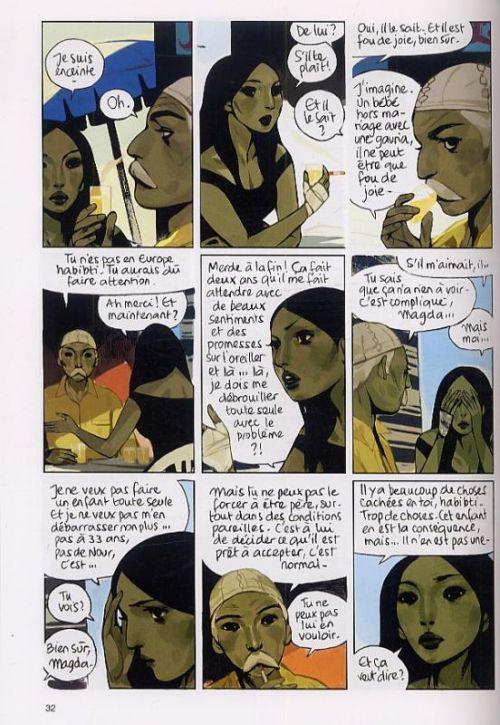 Sirène, bd chez Dupuis de Collignon