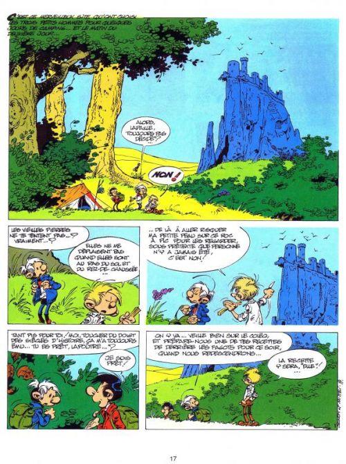 Les petits hommes T5 : 1979-1982 (0), bd chez Dupuis de Mittéï, Seron, Léonardo