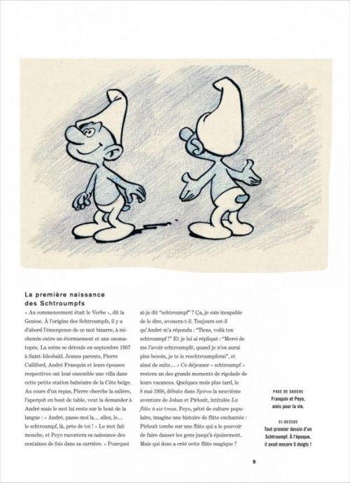 Les Schtroumpfs T1 : 1958-1966 (0), bd chez Dupuis de Peyo