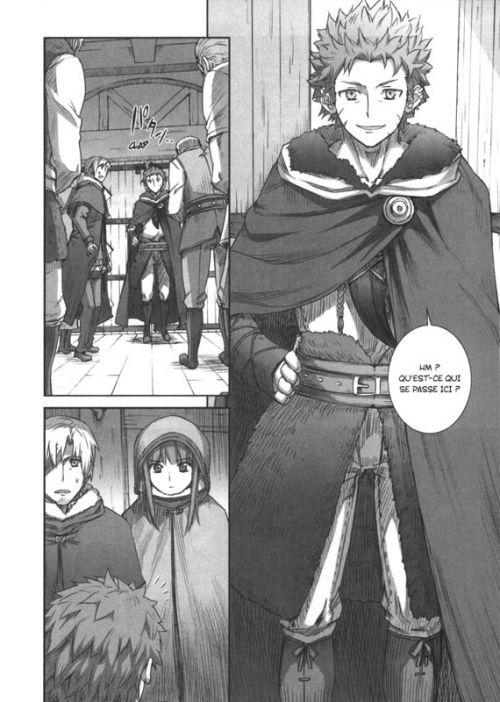 Spice and wolf  T13, manga chez Ototo de Koume, Hasekura, Ayakura