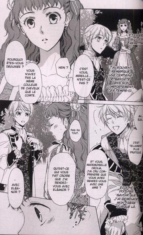 Laissée pour comte T6, manga chez Soleil de Seike, Shibata