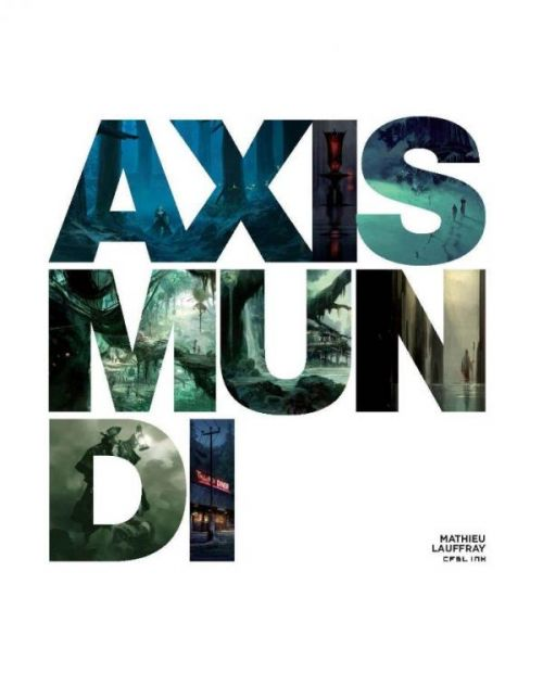 Axis Mundi, bd chez Ankama de Lauffray, Doukhan
