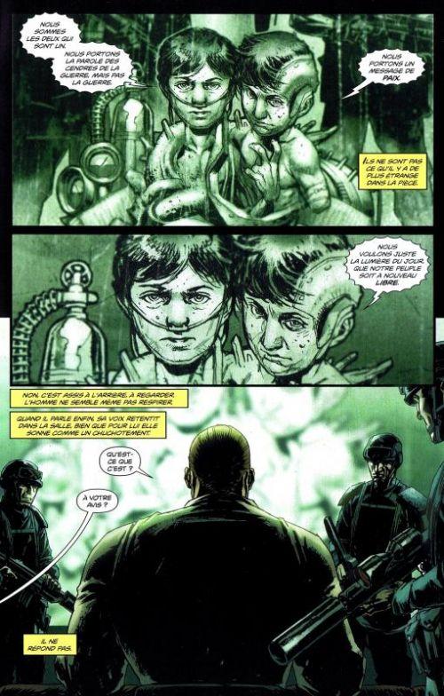 First Wave – featuring Doc Savage, T2, comics chez Ankama de Azzarello, Brandon, Klein, McCaig, Cassaday, Jones