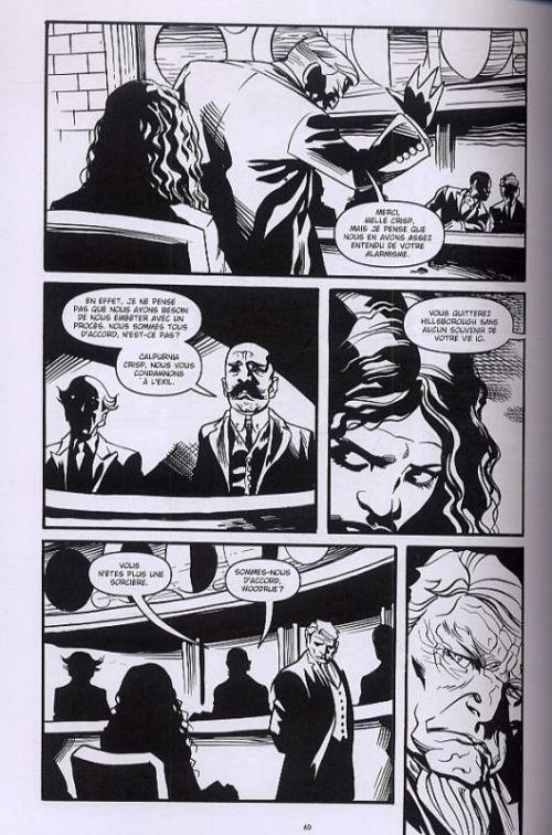 Courtney Crumrin – Edition Noir & Blanc, T6 : et le dernier sortilège (0), comics chez Akileos de Naifeh