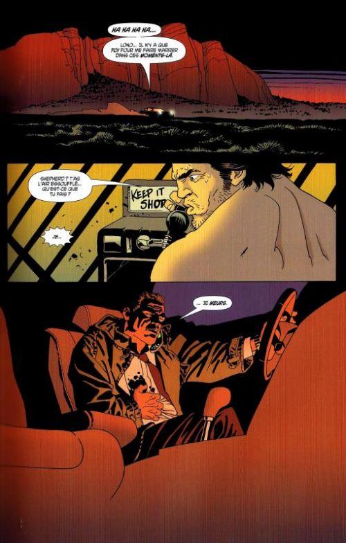 100 Bullets – Edition Hardcover, T9 : Les enfants terribles (0), comics chez Urban Comics de Azzarello, Risso, Mulvihill, Johnson