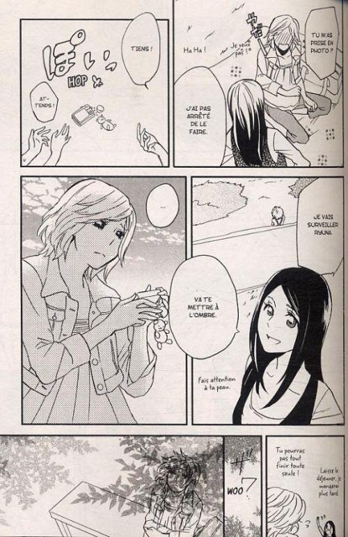 Sweet guilty love bites, manga chez Taïfu comics de Shuninta