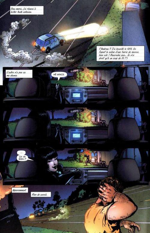 Jennifer Blood T2 : Beautiful people (0), comics chez Panini Comics de Ewing, Casallos, Baal, Inlight studio, Bradstreet