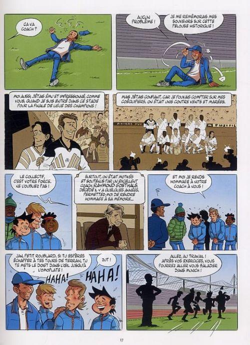 Droit au but T10 : Droit devant ! (0), bd chez Hugo BD de Davoine, Agnello, Garréra, Duvigan, Lenoble