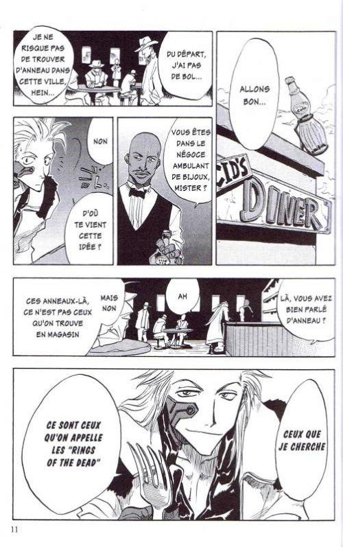Zombie powder T1, manga chez Tonkam de Kubo