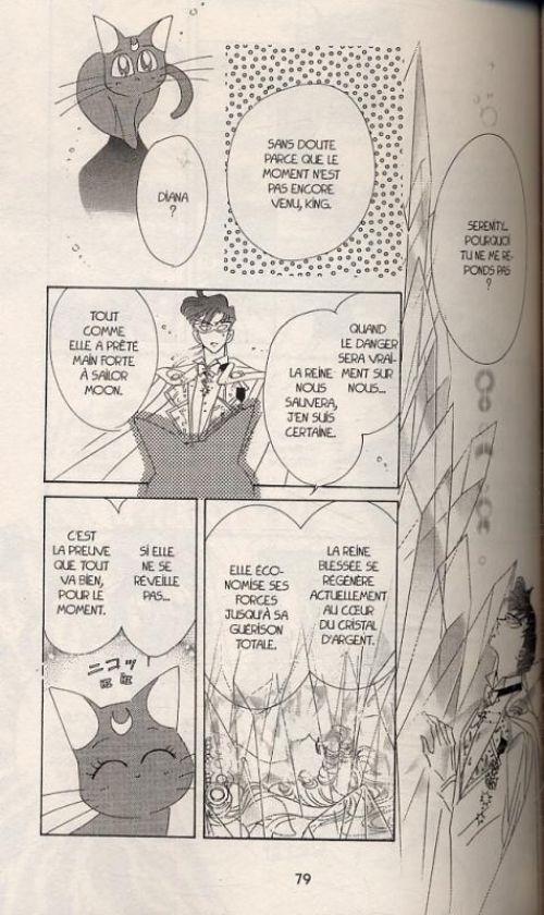 Sailor moon - Pretty guardian  T5, manga chez Pika de Takeuchi