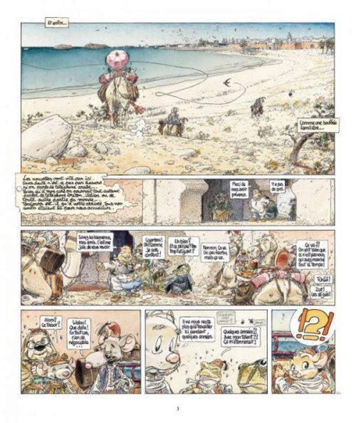 Du vent dans les sables T5 : Du souk dans la casbah (0), bd chez Delcourt de Plessix