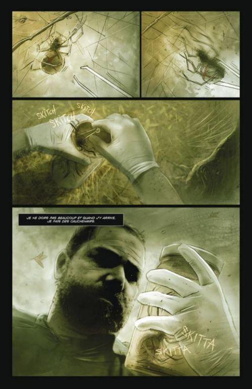 Changing Ways T1 : Mutation (0), comics chez Delcourt de Randall