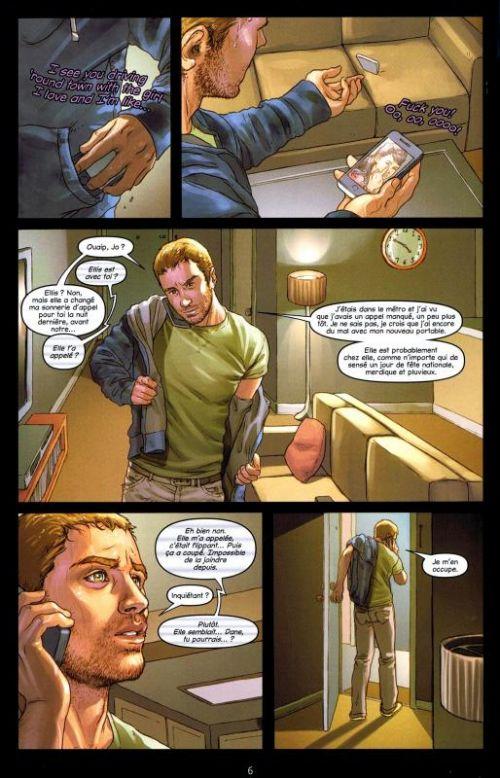 Temps morts T1 : Murmures (0), comics chez Delcourt de McCann, Alphona, Esquejo, Oback, Maulana, Prianto