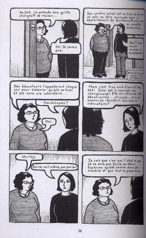 Cachés, comics chez La boîte à bulles de Burton