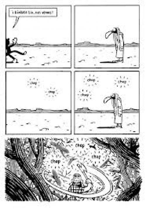 Vapor, bd chez L'Apocalypse de