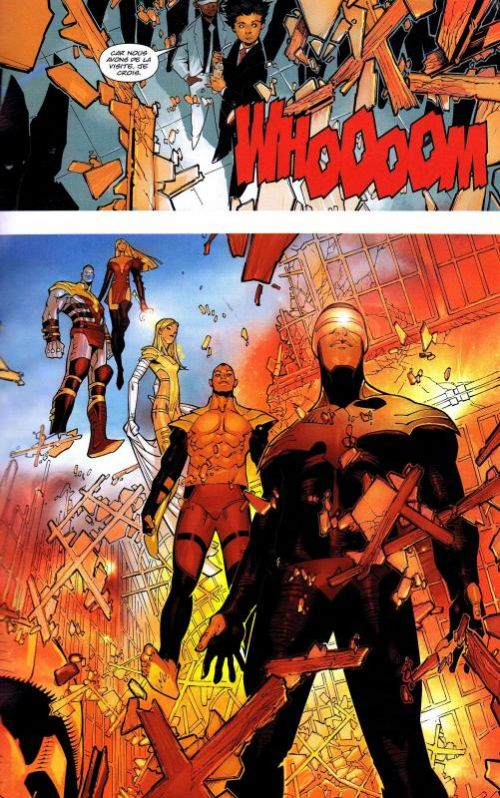 Wolverine (revue) – Revue V 3, T10 : L'arme secrète de Wolverine (0), comics chez Panini Comics de Bunn, Aaron, Allred, Bachalo, Pelletier, Beredo, Allred, Samnee