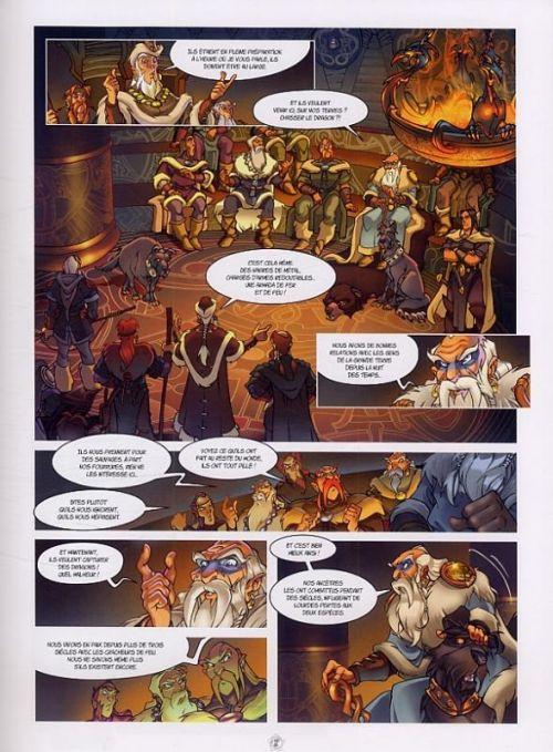 Nicodemus Red T1 : Les dragons d'Hillaude (0), bd chez Ankama de Crisse, Maba