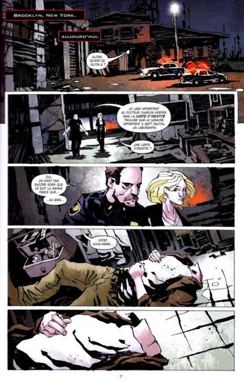 Bad Medicine T1 : Nouvelle lune (0), comics chez Atlantic de Defilippis, Weir, Mitten, Crabtree