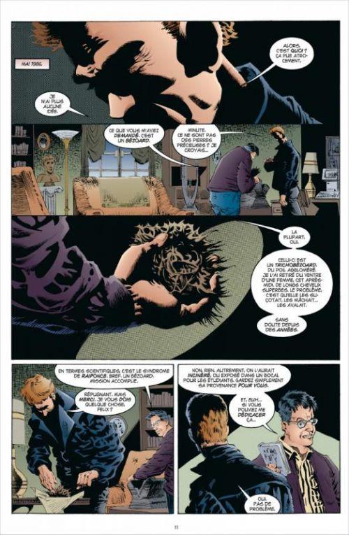 Sandman T2, comics chez Urban Comics de Gaiman, Pratt, Vess, Dringenberg, Wagner, Russel, Giordano, Doran, Jones, Jones III, Oliff, Busch, Vozzo, McKean