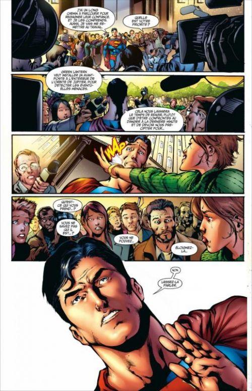 Superman - A terre, comics chez Urban Comics de Roberson, Straczynski, Neves, Eddy Barrows, Igle, Goldman, Foreman, Dias, Reis, McCaig, Maiolo, Bermejo