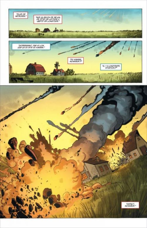 Supergirl T1 : La dernière fille de Krypton (0), comics chez Urban Comics de Johnson, Green, Asrar, McCaig