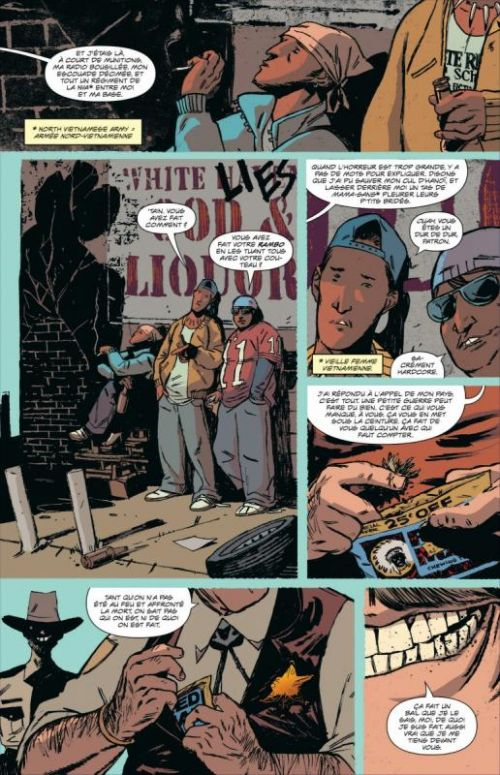 Scalped T8 : Le prix du salut (0), comics chez Urban Comics de Aaron, R.M. Guéra, Furno, Latour, Brusco