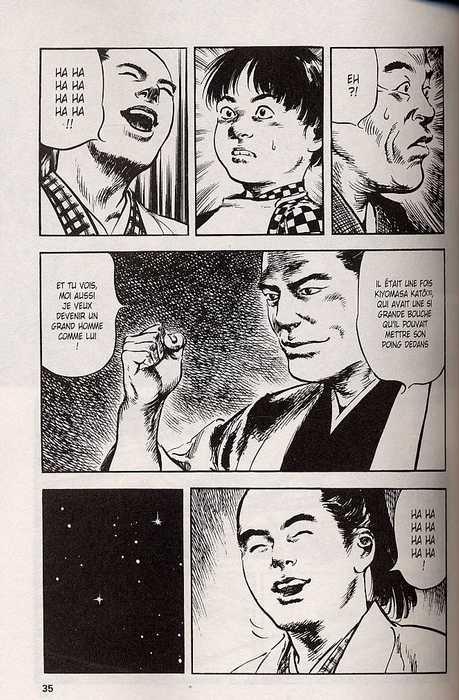 Tengu T1, manga chez Delcourt de Osaragi, Mori
