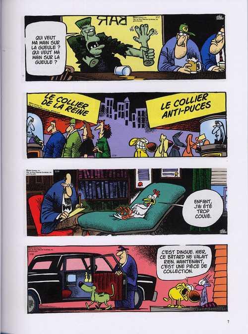 Grimmy T16 : le meilleur ami de l'homme (0), comics chez Dargaud de Peters
