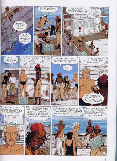 Kenya T4 : Interventions (0), bd chez Dargaud de Rodolphe, Léo, Smulkowski