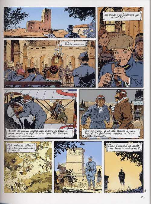 Quintett T3 : L'histoire d'Elias Cohen (0), bd chez Dupuis de Giroud, Cuzor, Meeph