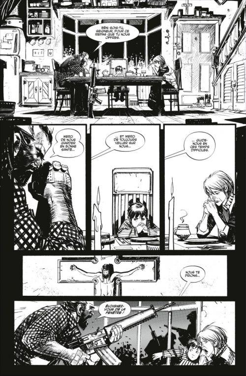 Punk Rock Jesus, comics chez Urban Comics de Murphy