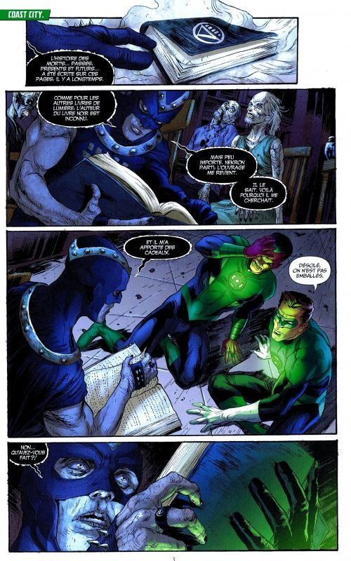 Green Lantern Saga T12, comics chez Urban Comics de Tomasi, Bedard, Johns, Milligan, Pasarin, Guedes, Sepulveda, Kirkham, Calafiore, Ruffino, Sinclair, Eltaeb, Arcas, Beredo, Mahnke
