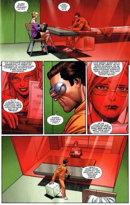 X-Men (revue) – V 3, T11 : Epilogue (0), comics chez Panini Comics de Lanning, Abnett, Gillen, Gage, Bobillo, Baldeon, Klebs, Ruiz, Pacheco, Guru efx, Sotomayor, Arbuto, Rosenberg, Staples