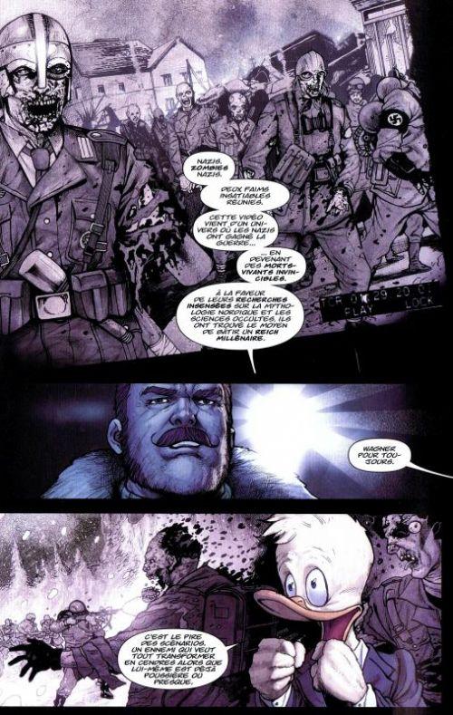 Marvel Zombies T9 : Opération destruction (0), comics chez Panini Comics de Van Lente, David, Marraffino, Barrionuevo, Pierfederici, Vitti, Beaulieu, Henderson, Del Mundo, Francavilla