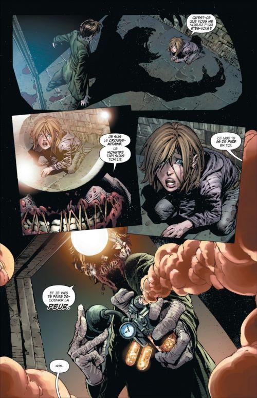 Batman, le chevalier noir T2 : Cycle de violence (0), comics chez Urban Comics de Hurwitz, Finch, Suayan, Juan Jose Ryp, Oback