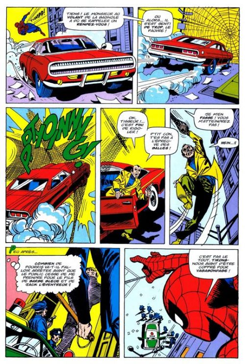 Spider-Man Classic T6 : L'araignée ou l'homme ? (0), comics chez Panini Comics de Thomas, Kane