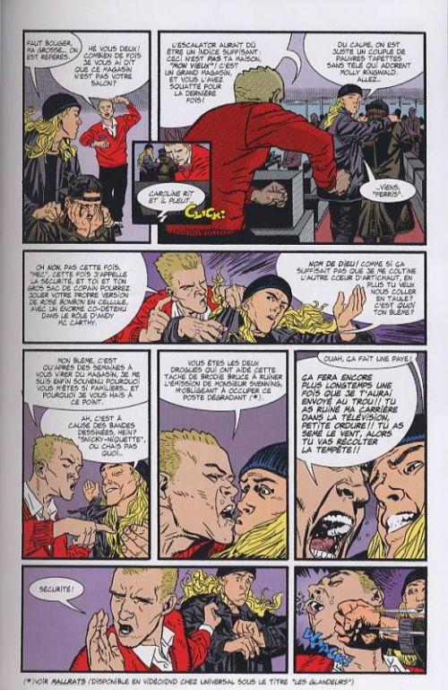 Jay & Motus Bob, comics chez Semic de Smith, Fegredo, Allred