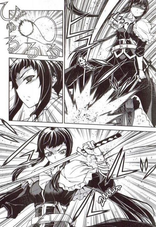 Onihime Vs T4, manga chez Bamboo de Lim, Lee