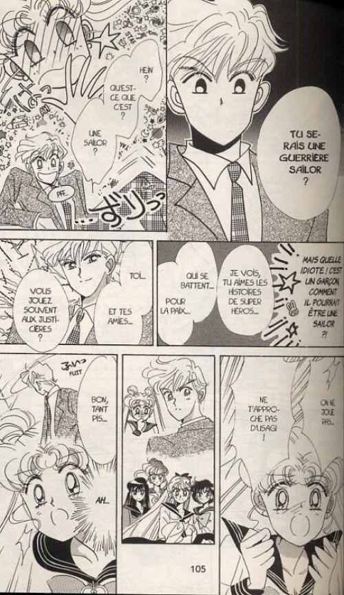 Sailor moon - Pretty guardian  T6, manga chez Pika de Takeuchi