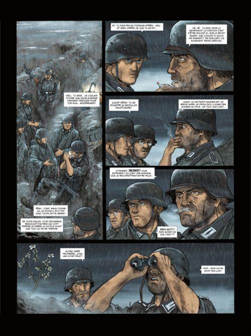 L'Armée de l'ombre T2 : Le réveil du géant (0), bd chez Paquet de Speltens