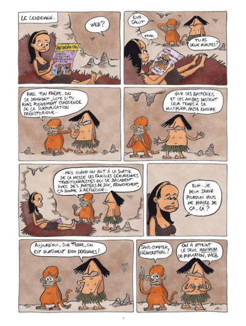 Silex and the city T4 : Autorisation de découvert (0), bd chez Dargaud de Jul