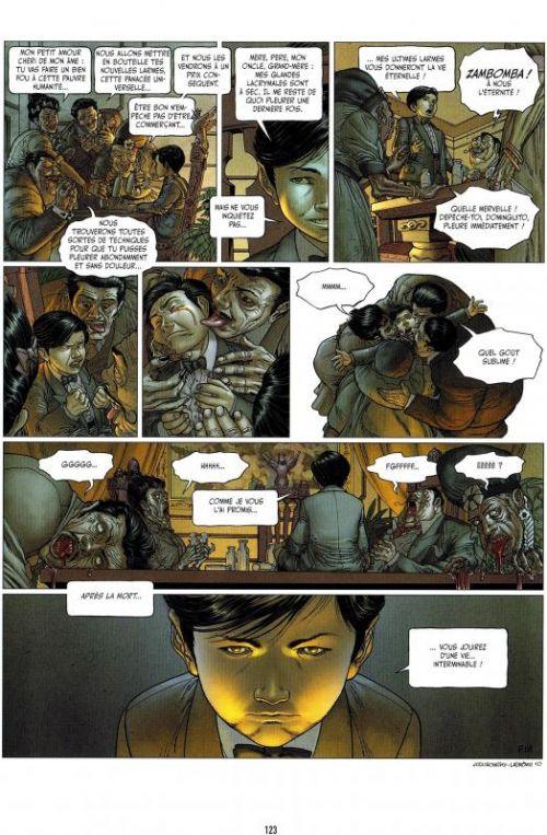 Metal Hurlant – Chronicles T2, comics chez Les Humanoïdes Associés de Jodorowsky, Meglia, Medellin, Opeña, Alixe, Ciruelo, Vigouroux, Rioux, Ladrönn, Williams III, Hojgaard, Baranko, Granov, Charest