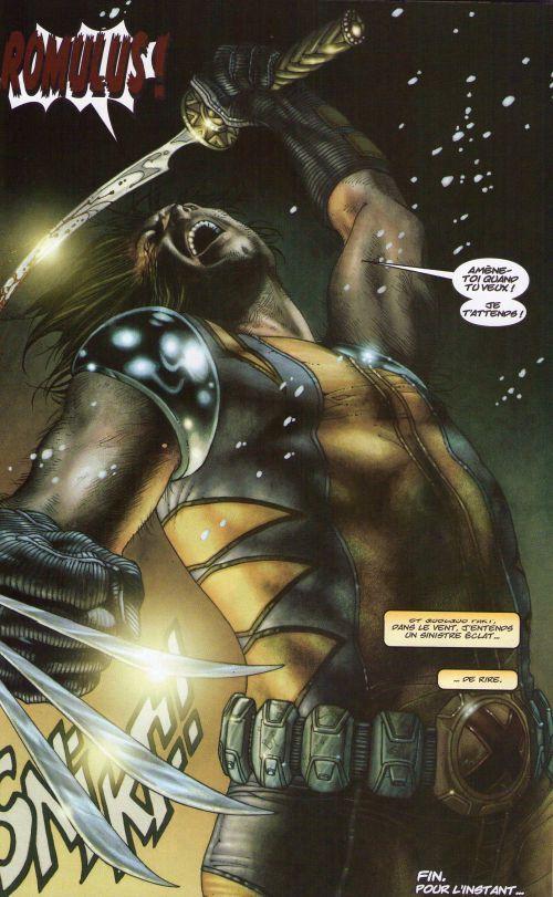 Wolverine : Evolution (0), comics chez Panini Comics de Loeb, Bianchi, Mounts, Peruzzi, d' Armata, Hollowell