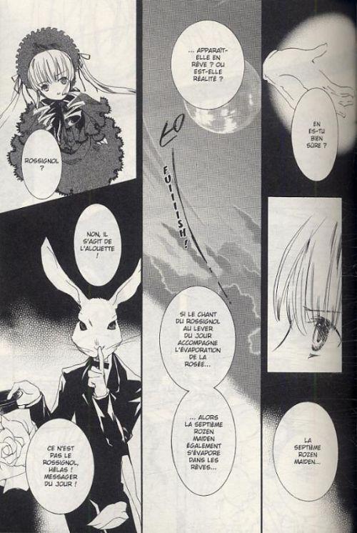 Rozen maiden – Saison 1, T6, manga chez Soleil de Peach-Pit