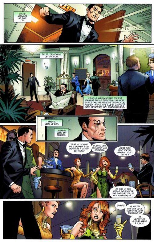 X-Men Universe – Hors série, T5 : Arrêtez de tuer Madrox ! (0), comics chez Panini Comics de David, Kirk, Lupacchino, Milla, Yardin
