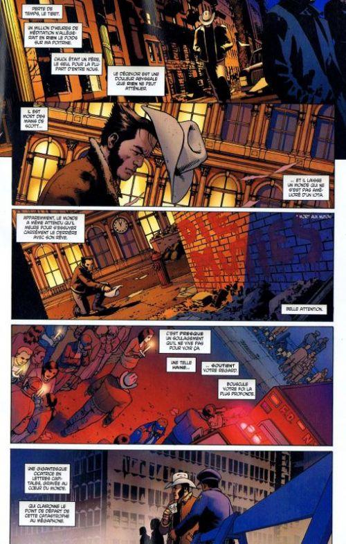 Uncanny Avengers (revue) – V 1, T2 : Marvel Now ! - Alliés mortels (0), comics chez Panini Comics de Bachalo, Remender, David, Hopeless, Cassaday, Del Mundo, Walker, Martin, Martin, Beaulieu, Stegman, Granov