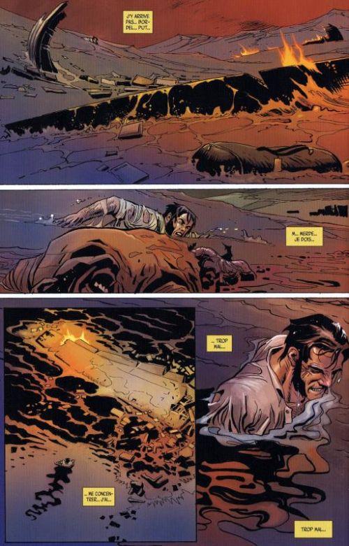 Wolverine Max T1 : Rage permanente (0), comics chez Panini Comics de Starr, Willumsen, Ruiz, Boschi, Brown, Mossa, Loughridge, Jock