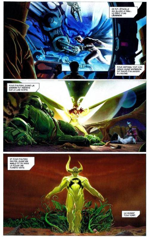 The Avengers (revue) – V 4, T1 : Marvel Now ! - Le monde des Avengers (0), comics chez Panini Comics de Hickman, Gillen, Spencer, Epting, McKelvie, Ross, Norton, Opeña, d' Armata, Hollowell, Wilson, White, Ponsor, Weaver, Campbell